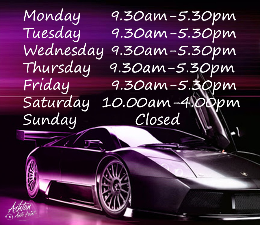 opening hours main